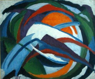 Compoziție (1916-1920), I