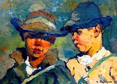 Doi copii