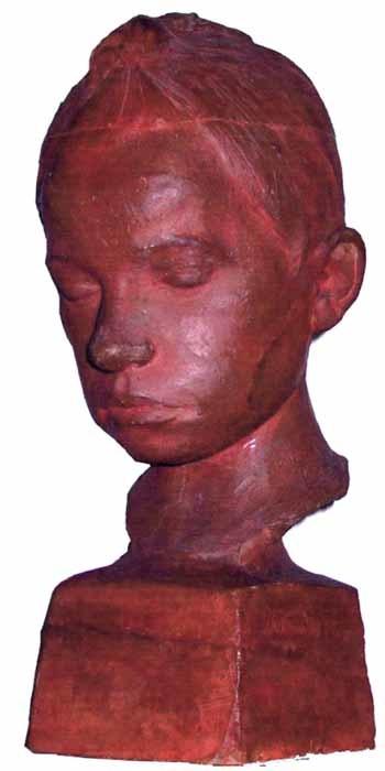 Cap de copil (bosumflat)