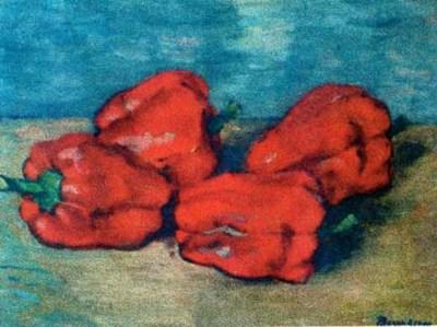Ardei roșii