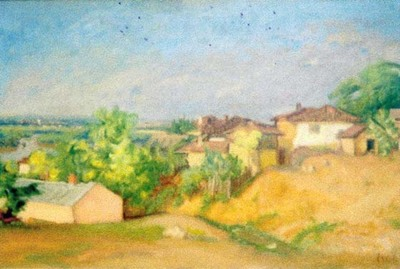 Peisaj la Silistra