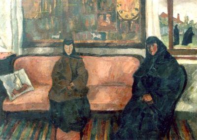Interior (Călugărițe)