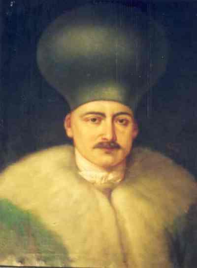 Image from object titled Portretul Vornicului Șerban Grădișteanu