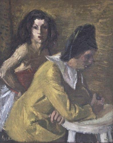 Arlechin și colombină