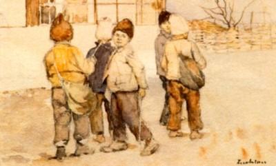 Copii de școală