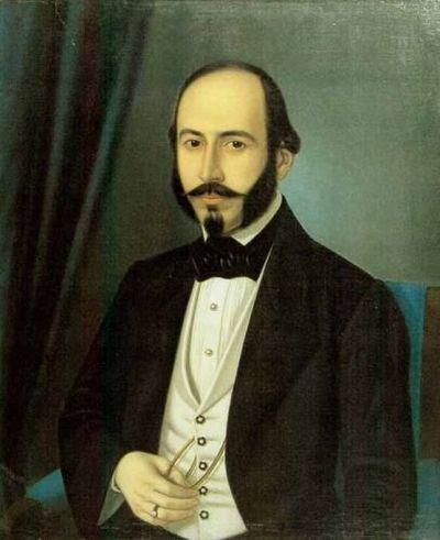 Portretul lui Teodor Arion
