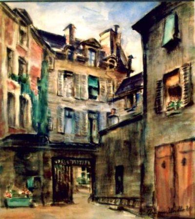 Peisaj din Paris