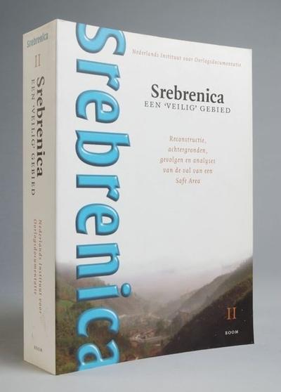 Srebrenica, een 'veilig' gebied (II)