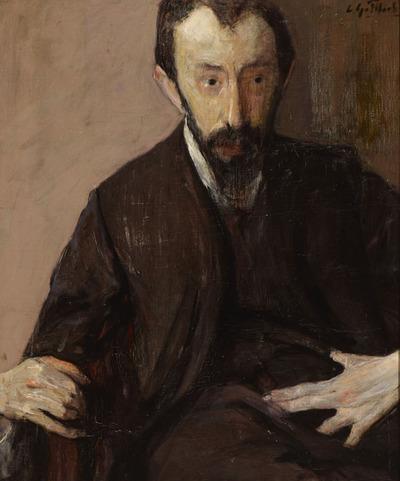 Portrait of the Painter L. Hirszenberg