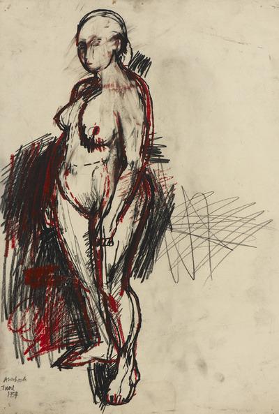 Nude Standing, June
