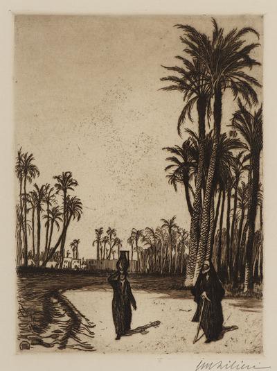 The Palms of Sakkarah