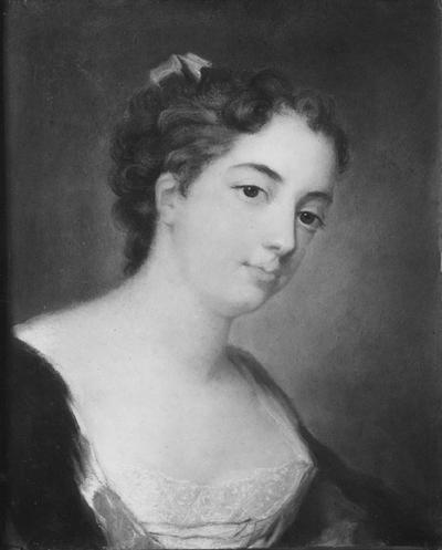 Image from object titled Marie Anne, 1697-1741, prinsessa av Bourbon-Condé