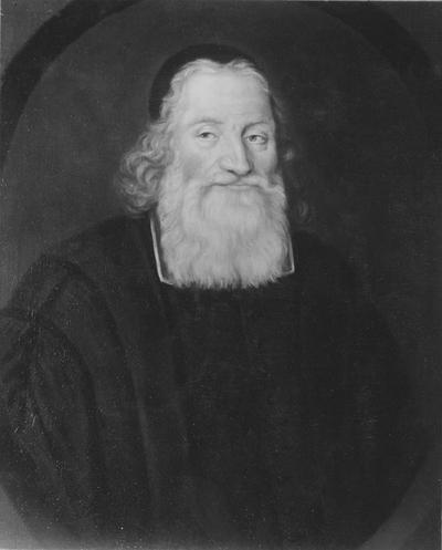 Image from object titled Johannes d.ä. Gezelius, 1615-90, professor, biskop i Åbo.
