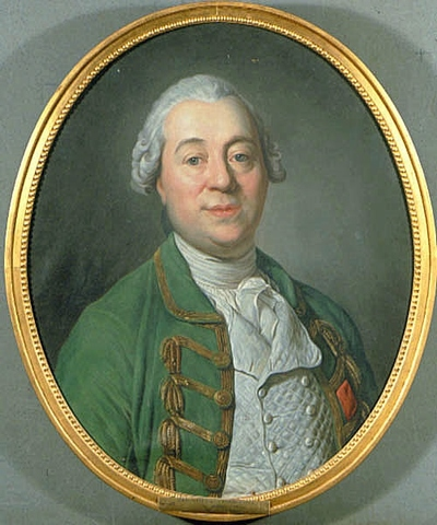 Pierre Chrysostème de Bonnac d'Usson, 1724-1782, greve
