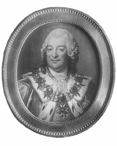 Ulrik Scheffer, 1716-1799, friherre