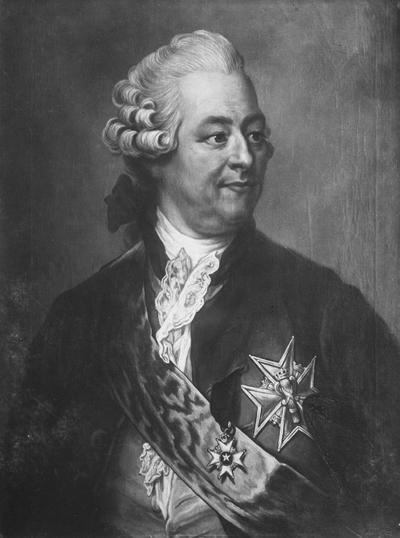 Charles De Geer af Leufsta, 1720-1778, friherre, hovmarskalk