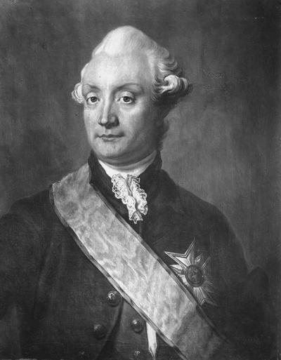 Jakob Magnus Sprengtporten, 1727-1786, friherre