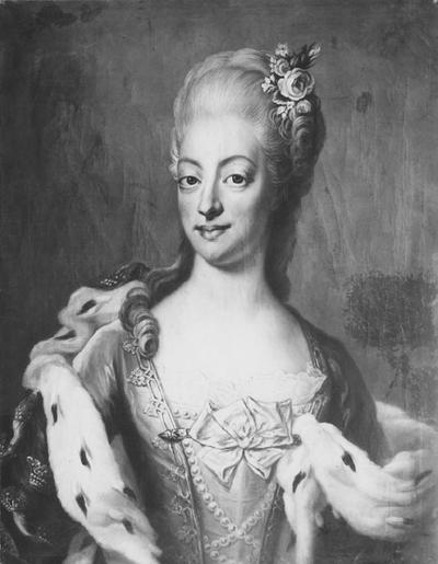 Sofia Magdalena, 1746-1813,  prinsessa av Danmark, drottning av Sverige