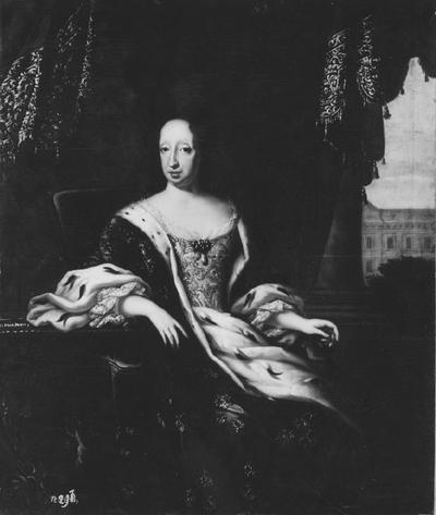 Image from object titled Hedvig Eleonora, 1636-1715, prinsessa av Holstein-Gottorp, drottning av Sverige