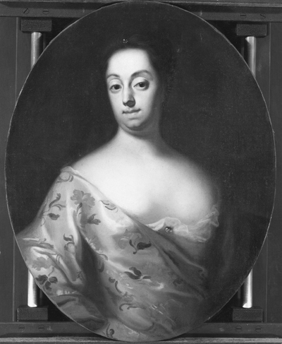 Ebba Maria Sparre (?), 1663-1740