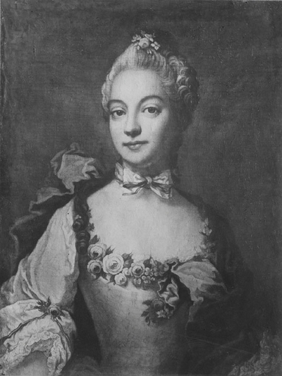 Anna Margareta Gottsman, 1748-1821