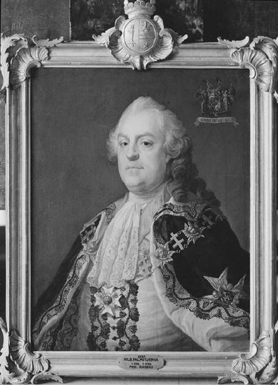 Nils Palmstierna, 1696-1766