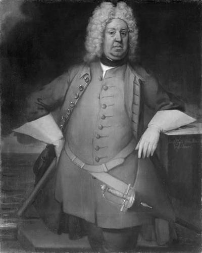 Image from object titled Klas Sparre (1689-1736), greve, överamiral, riksråd