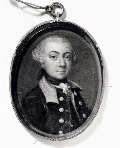 Herman Schützer (?), adlad Schützercrantz (1713-1802), arkiater