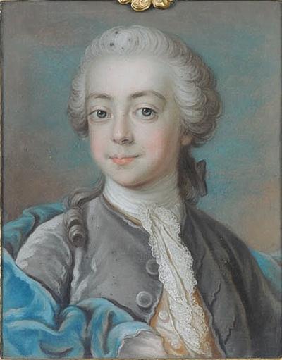 Gabriel Kristian Koschell, Esq. as a Child