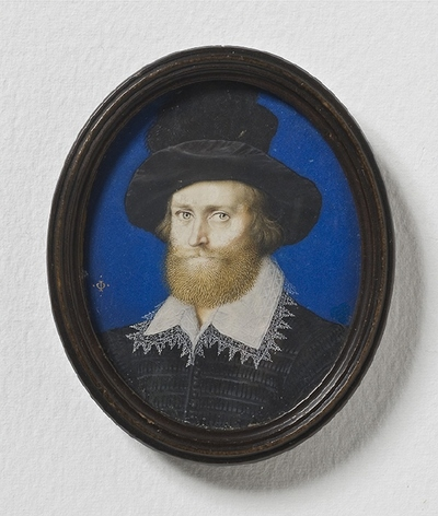 Admiral George Clifford (1558-1605), 3rd earl of Cumberland