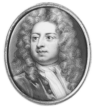 Lord Godolphin  (efter original av G. Kneller?)
