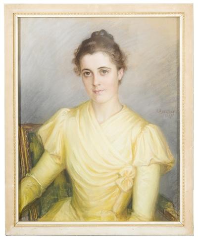 Mrs Lamberg, née Kjellberg