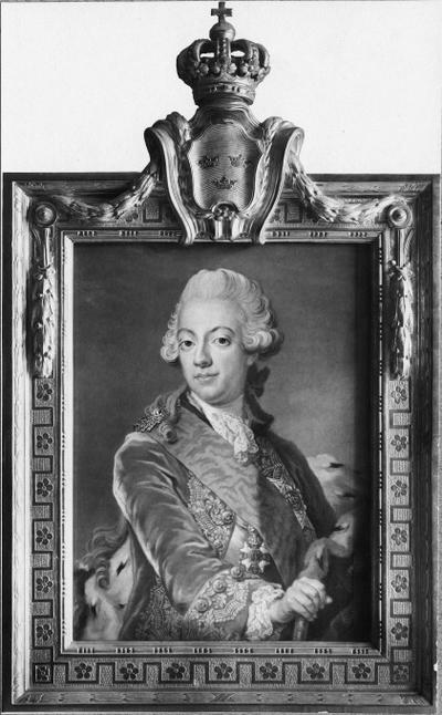 King Gustav III of Sweden