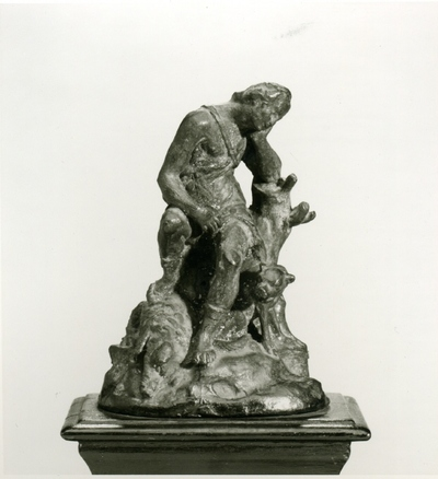 Image from object titled Meleager Mourning