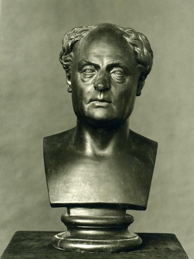 The poet Johan Ludvig Runeberg