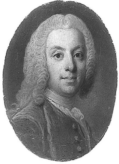 Johan Gabriel Sack (1697-1751), friherre, kansliråd