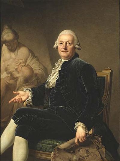 Jean-Jaques Bachelier 1724-1806