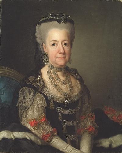 Lovisa Ulrika (1720-1782), Dowager Queen of Sweden