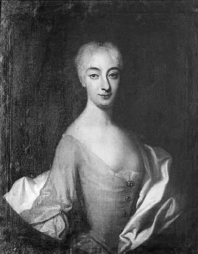 Eleonora Magdalena Mariana Posse af Säby, 1711-1743, gift med  Lars Cronhielm af Flosta