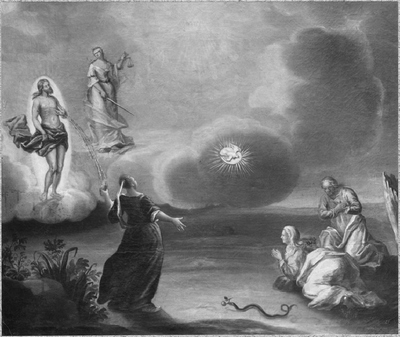 Image from object titled Kristus och rättrådigheten