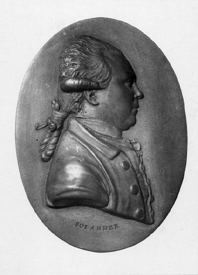 Daniel Karl Solander (1735-1782, naturforskare
