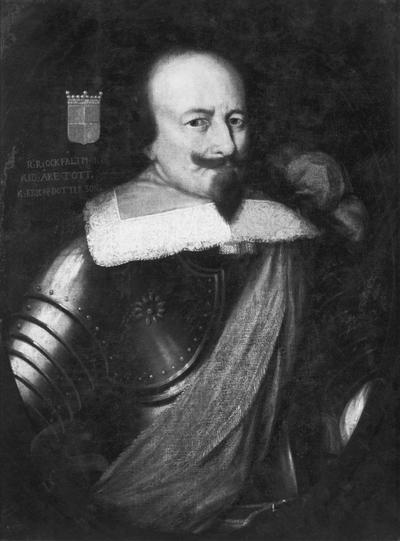 Åke Tott (av Sjundby), 1598-1640