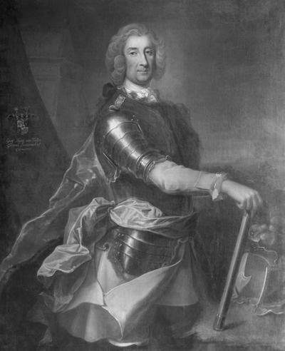 Hans von Fersen, 1683-1736