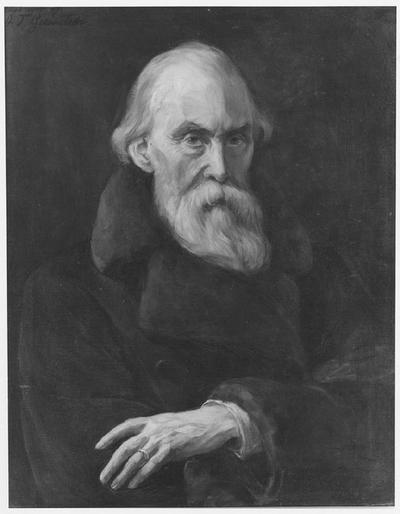 Albert Theodor Gellerstedt, 1836-1914, överintendent