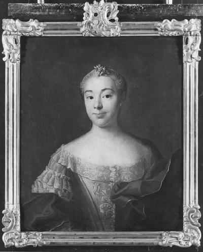 Christina Charlotta Schméer, 1733-1784, gift med kommersråd Daniel Pettersson