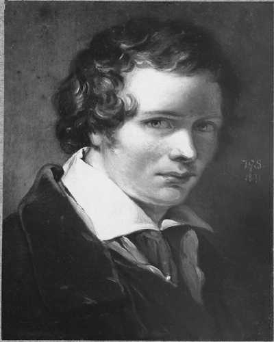 Image from object titled Bengt Fogelberg, 1786-1854