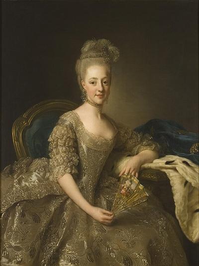 Hedvig Elisabet Charlotta (1759-1818), Princess of Sweden, Duchess of Södermanland, later Queen of Sweden and Norway
