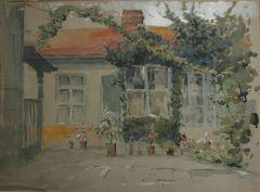 Щъркелов, Константин: Къщата на Т. Влайков
