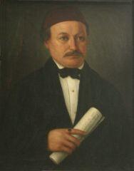 Доспевски, Станислав: Портрет на Димитър Трайкович.