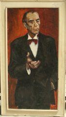 Бонева, Дора: Портрет на Константин Кисимов.